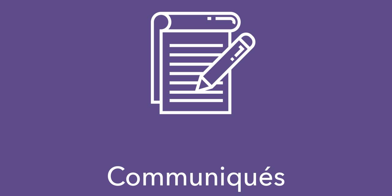 Suivi – Conseil des Personnes Déléguées du 16 septembre 2019