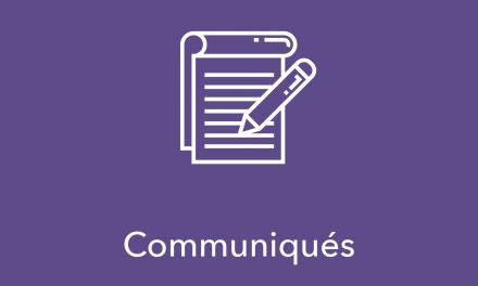 Suivi – Conseil des Personnes Déléguées du 9 octobre 2019