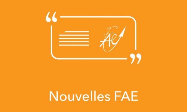 Communiqué FAE – Projet de loi n°40 modifiant la gouvernance scolaire